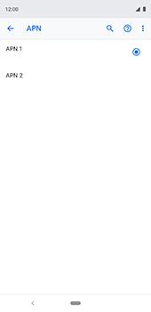 Google Pixel 3XL - MMS - Configuration manuelle - Étape 16