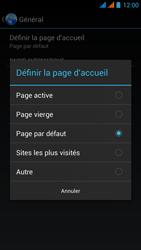 Wiko Stairway - Internet - Configuration manuelle - Étape 26