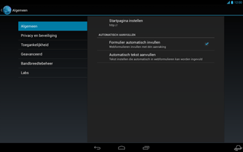 Acer Iconia Tab A3 - Internet - Handmatig instellen - Stap 26