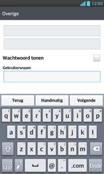 LG E975 Optimus G - E-mail - e-mail instellen: POP3 - Stap 8