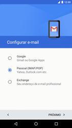 LG Google Nexus 5X - Email - Como configurar seu celular para receber e enviar e-mails - Etapa 8