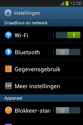 Samsung S6810P Galaxy Fame - Bluetooth - Headset, carkit verbinding - Stap 4
