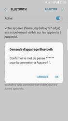 Samsung Galaxy S7 edge - Android Nougat - WiFi et Bluetooth - Jumeler votre téléphone avec un accessoire bluetooth - Étape 8
