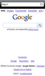 HTC A8181 Desire - Internet - navigation sur Internet - Étape 4