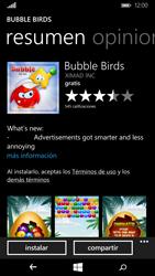 Microsoft Lumia 640 - Aplicaciones - Tienda de aplicaciones - Paso 8