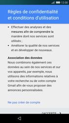 Huawei P8 Lite - Premiers pas - Créer un compte - Étape 16