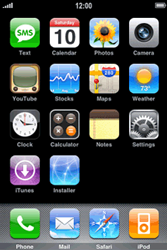 Apple iPhone - Manual - Download user guide - Step 1