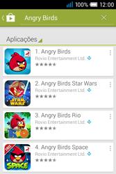 Alcatel POP C1 - Aplicações - Como pesquisar e instalar aplicações -  16