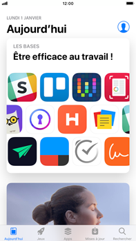 Apple iPhone 7 Plus - iOS 12 - Applications - Télécharger des applications - Étape 5