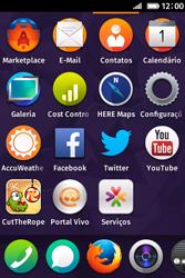 LG Fireweb - Email - Como excluir uma conta de e-mail - Etapa 3