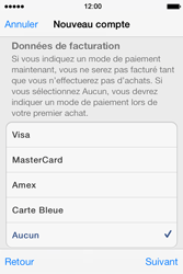 Apple iPhone 4 S iOS 7 - Applications - Télécharger des applications - Étape 18