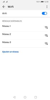 Huawei Mate 10 Pro Android Pie - Wi-Fi - Se connecter à un réseau Wi-Fi - Étape 6