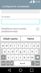 LG Leon - E-mail - Configurar Outlook.com - Paso 11