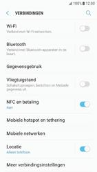 Samsung Galaxy J5 (2016) - Android Nougat - WiFi - Handmatig instellen - Stap 5