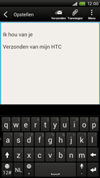 HTC S728e One X Plus - E-mail - E-mail versturen - Stap 9