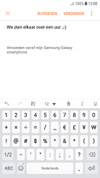Samsung galaxy-s7-android-oreo - E-mail - Bericht met attachment versturen - Stap 11