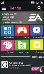 Nokia Asha 311 - Aplicaciones - Descargar aplicaciones - Paso 3