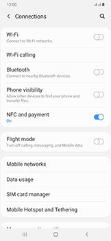 Samsung Galaxy A50 - Internet - Set up mobile hotspot - Step 5