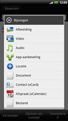 HTC X515m EVO 3D - E-mail - E-mails verzenden - Stap 9
