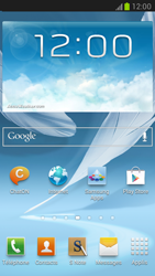 Samsung Galaxy Note 2 - Applications - Supprimer une application - Étape 1