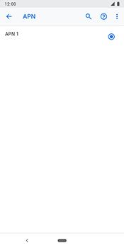 Google Pixel 3 - Internet - Configuration manuelle - Étape 9