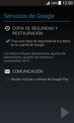 Samsung Galaxy Core Prime - E-mail - Configurar Gmail - Paso 13