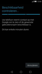 Huawei Ascend Mate 7 4G (Model MT7-L09) - Applicaties - Account aanmaken - Stap 8