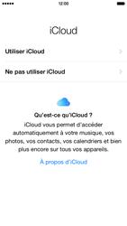 Apple iPhone 6 iOS 8 - Premiers pas - Créer un compte - Étape 32