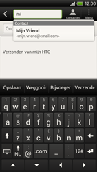 HTC S720e One X - E-mail - e-mail versturen - Stap 5