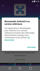 LG X Screen - Applications - MyProximus - Étape 9