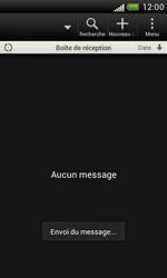 HTC T328e Desire X - E-mail - envoyer un e-mail - Étape 14