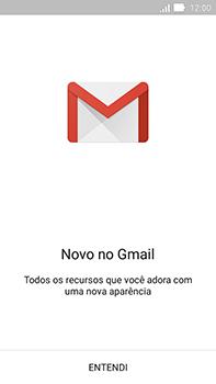 Asus Zenfone Go - Email - Como configurar seu celular para receber e enviar e-mails - Etapa 5