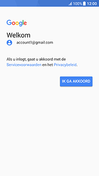 HTC U11 - E-mail - handmatig instellen (gmail) - Stap 11