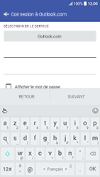HTC 10 - Android Nougat - E-mail - 032c. Email wizard - Outlook - Étape 7