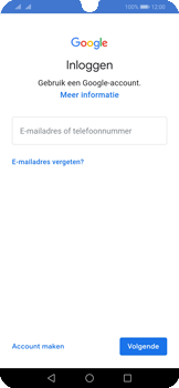 Huawei P Smart (2019) - E-mail - e-mail instellen (gmail) - Stap 8