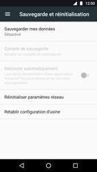Motorola Moto G5 - Appareil - Restauration d