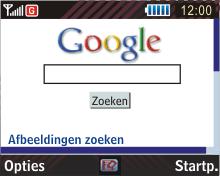 Samsung B3210 Corby TXT - Internet - hoe te internetten - Stap 8
