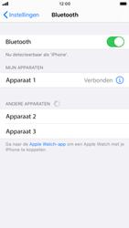 Apple iPhone 8 - iOS 13 - Bluetooth - koppelen met ander apparaat - Stap 8