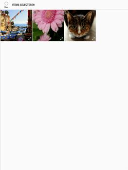 Samsung Galaxy Tab S2 9.7 - Android Nougat - Contacten en data - Foto