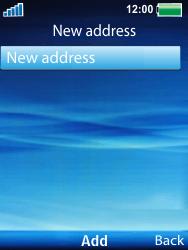 Sony Ericsson W100i Spiro - Internet - Internet browsing - Step 19