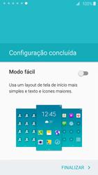 Samsung Galaxy S6 - Primeiros passos - Como ativar seu aparelho - Etapa 19