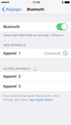 Apple iPhone SE - WiFi et Bluetooth - Jumeler votre téléphone avec un accessoire bluetooth - Étape 6