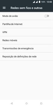 Wiko View Dual SIM - Internet no telemóvel - Como configurar ligação à internet -  7