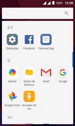 """Alcatel Pixi 4 (4"""") - Wi-Fi - Como ligar a uma rede Wi-Fi -  3"""