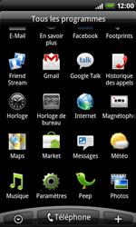 HTC A8181 Desire - Internet - Configuration manuelle - Étape 3