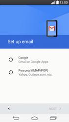LG G3 (D855) - E-mail - Manual configuration (gmail) - Step 8