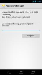 Samsung I9250 Galaxy Nexus - E-mail - handmatig instellen - Stap 13