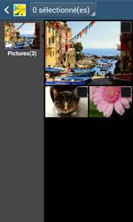 Samsung Galaxy Ace 3 - Photos, vidéos, musique - Envoyer une photo via Bluetooth - Étape 7