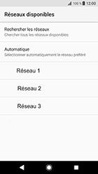 Sony Xperia XZ - Android Oreo - Réseau - utilisation à l'étranger - Étape 12