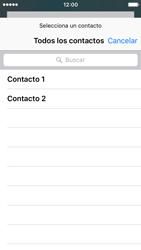Apple iPhone SE - E-mail - Escribir y enviar un correo electrónico - Paso 5